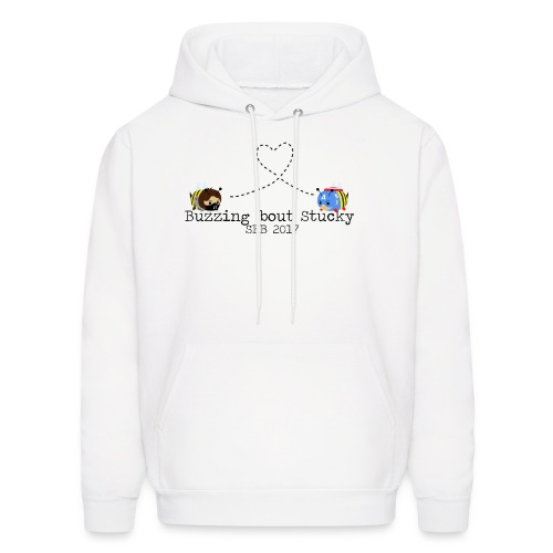 Buzzing About Stucky!  - Men's Hoodie