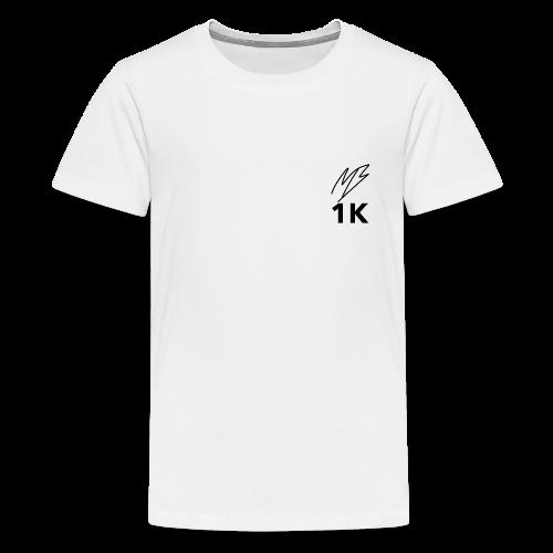 Mitchell Buchan 1K Subscribers Kids T-Shirt *LIMITED EDITION* - Kids' Premium T-Shirt