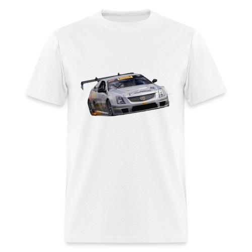 CTS-V Race Car - Men's T-Shirt