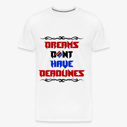 D.D.H.D (Tee) - Men's Premium T-Shirt