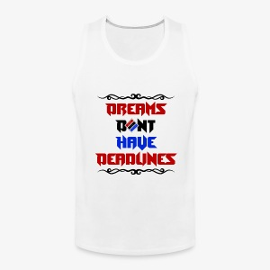 D.D.H.D (Tank) - Men's Premium Tank