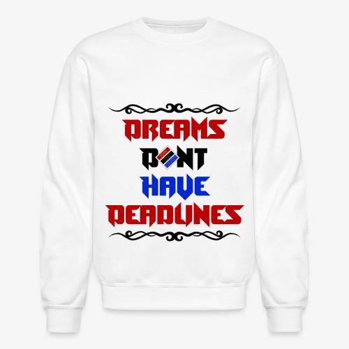 D.D.H.D (Sweatshirt) - Crewneck Sweatshirt