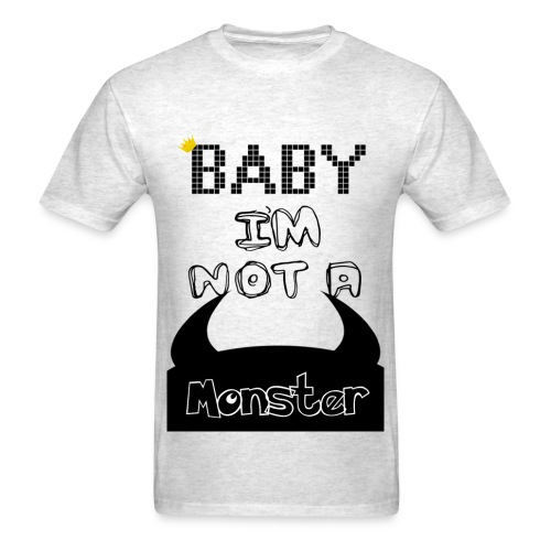 BIGBANG Monster Lyric Shirt - Men's T-Shirt