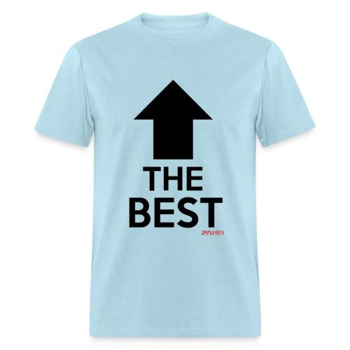 Men's 2NE1 I Am The Best Lyric Shirt - Men's T-Shirt