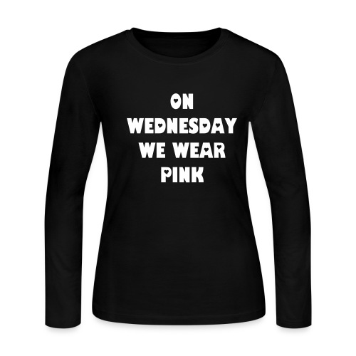 Mean Girls - Women's Long Sleeve Jersey T-Shirt