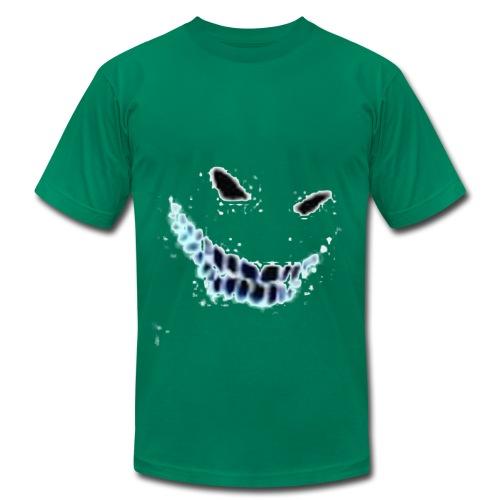 Face 1 - Men's Fine Jersey T-Shirt