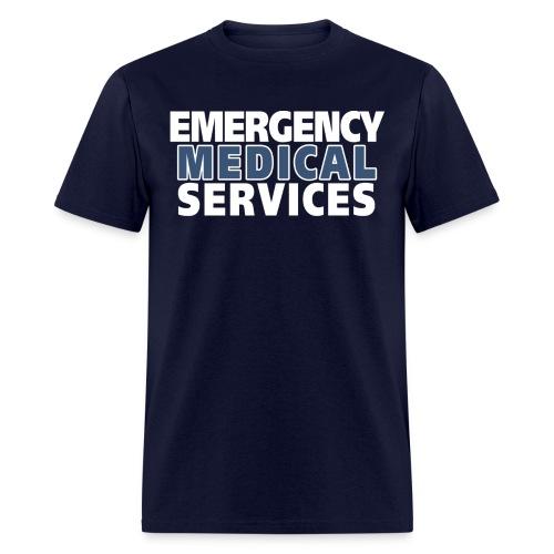 Emergency Medical - MEDIC - Men's T-Shirt