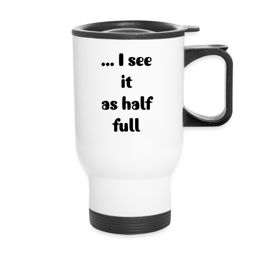 point of view - Travel Mug