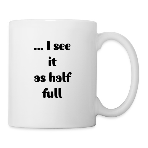 point of view - Coffee/Tea Mug