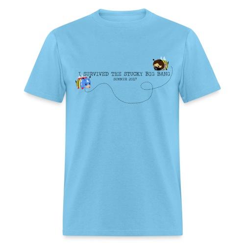 I survived!  - Men's T-Shirt