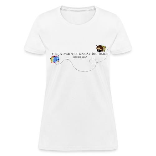 I survived!  - Women's T-Shirt