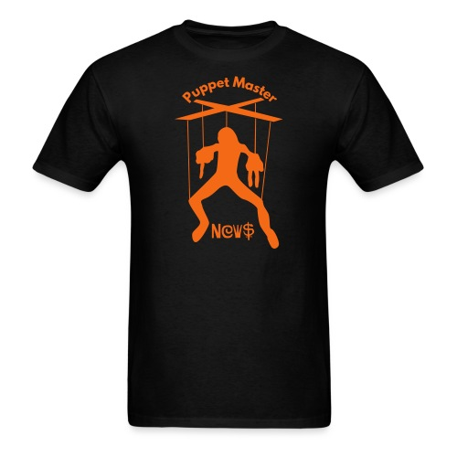 Puppet Master News - Men's T-Shirt