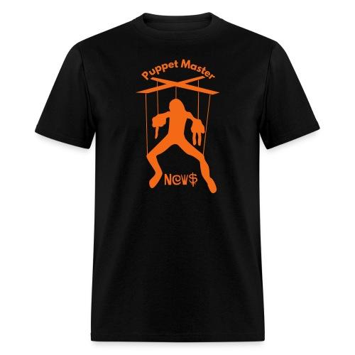 Puppet Master News - Men's T-Shirt