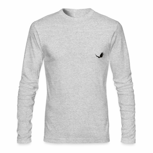Limit - Men's Long Sleeve T-Shirt by Next Level