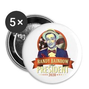 RR FOR PREZ BUTTONS - Large Buttons