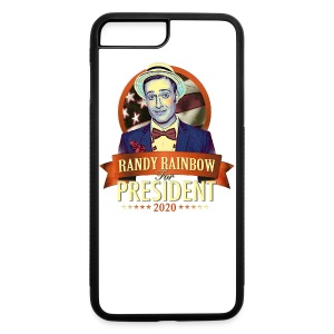 RR FOR PREZ IPHONE 7 PLUS RUBBER CASE - iPhone 7 Plus/8 Plus Rubber Case