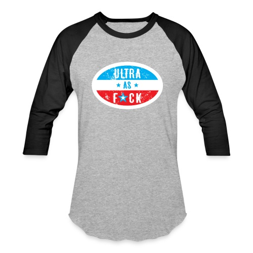 Ultra As F*ck Baseball Tee - Baseball T-Shirt