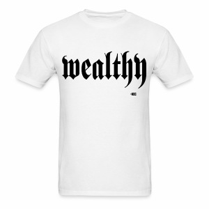 iam+Wealth - Men's T-Shirt
