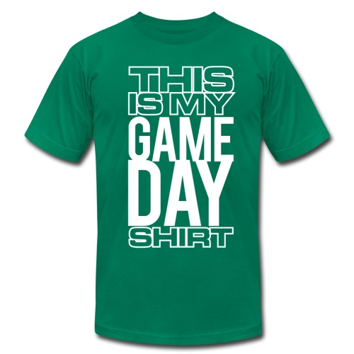 This Is My Game Day Shirt - T-Shirt - Men's Fine Jersey T-Shirt