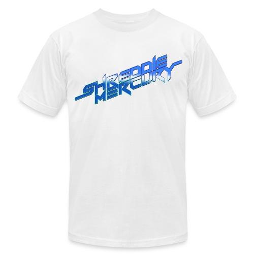 Shreddie Mercury SZR Logo - Men's Fine Jersey T-Shirt