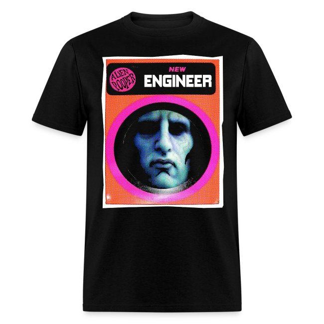 The Engineer Costume Men's Halloween T Shirt
