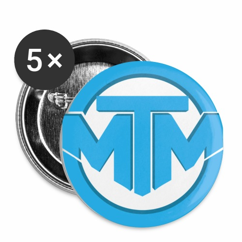 TMM Button - Buttons large 2.2'' (5-pack)