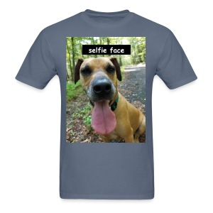 Selfie Face - Men's T-Shirt