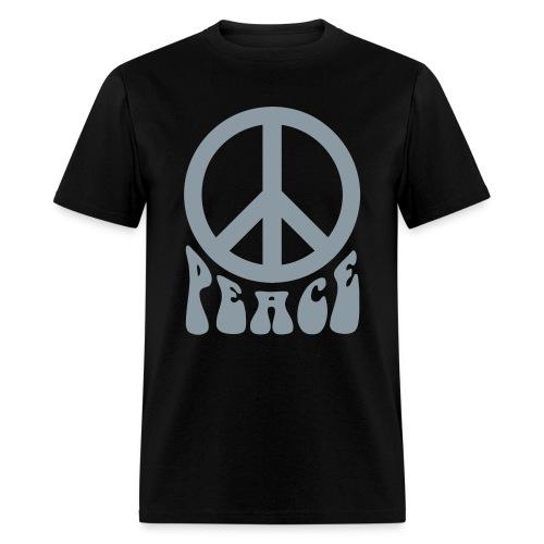 PEACE ON! - Men's T-Shirt