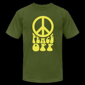 Peace Off! - AMERICAN APPAREL ~ 316