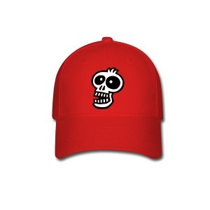 Cartoon SKULL 1 Ball cap - Baseball Cap