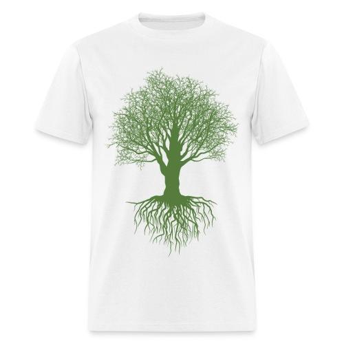 Green Tree - Men's T-Shirt