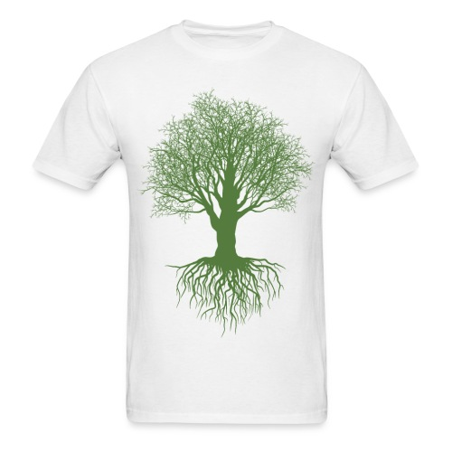 Green Tree - Men's T-Shirt