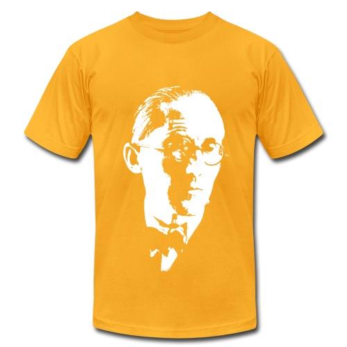 Dead Architect: Corbu - Men's Fine Jersey T-Shirt