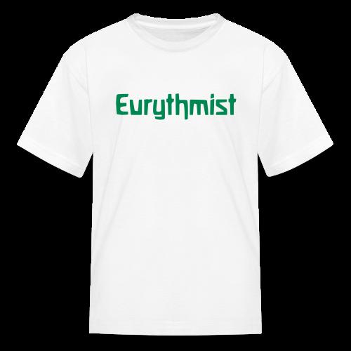 Eurythmist - Kids' T-Shirt