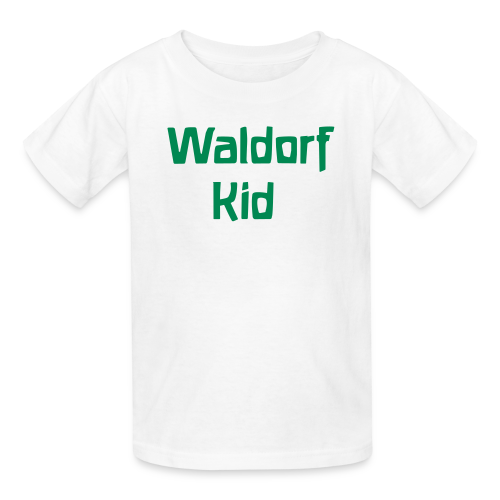 Waldorf Kid - Kids' T-Shirt