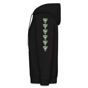 MISSION INFECT GLOW IN THE DARK HOODIE - Men's Hoodie