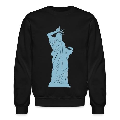 Glee Statue Of Liberty Gesture - Crewneck Sweatshirt