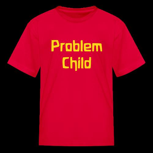 Problem Child - Kids' T-Shirt