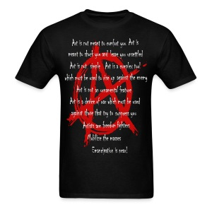 A IS FOR ... - Men's T-Shirt