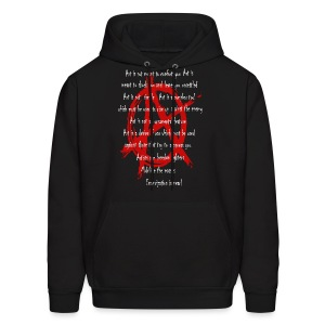 A IS FOR ... - Men's Hoodie