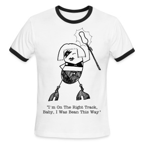 Bean This Way - Men's Ringer T-Shirt