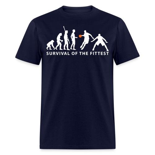 Ball History 101 - Men's T-Shirt