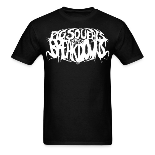 PSAB Black - Men's T-Shirt
