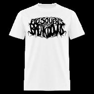 T-Shirts ~ Men's T-Shirt ~ PSAB White