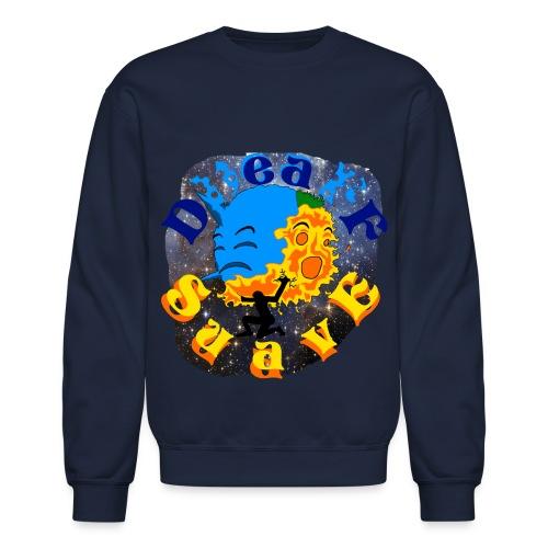 Atlas in Danger!!  - Crewneck Sweatshirt