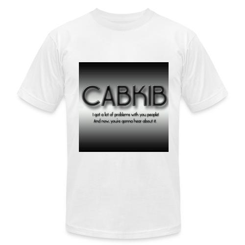 Cabkib - Lot of Problems - Men's Fine Jersey T-Shirt