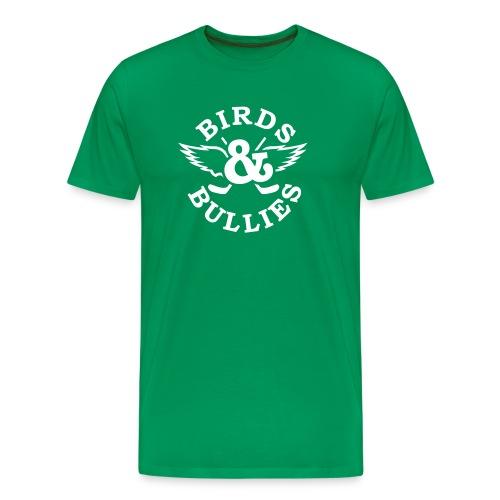 Birds & Bullies - Men's Premium T-Shirt