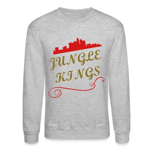 Jungle Kings Crewneck - Crewneck Sweatshirt
