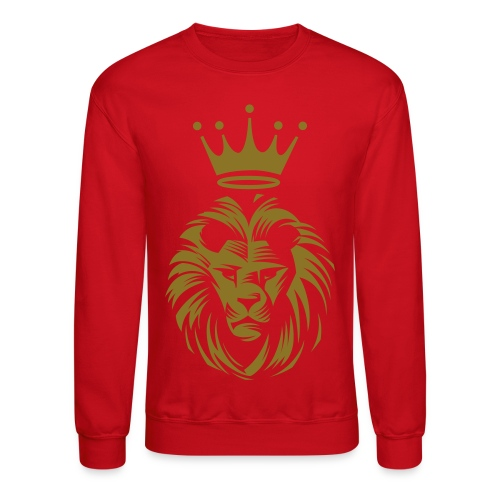Lion King Crewneck - Crewneck Sweatshirt