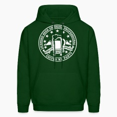 Funny i love beer alcohol drinking license badge t-shirts for drunk clubbing stag partying st patrick keg frat party Hoodies